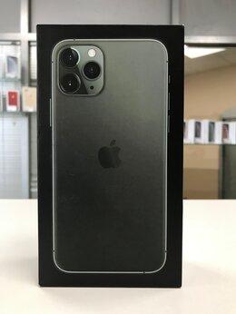 Мобильные телефоны - iPhone 11 Pro 512gb РосТест midnight green A2215, 0