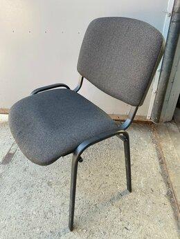 Компьютерные кресла - Стул офисный компьютерный, Brabix Iso CF-005, 0
