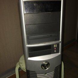 Настольные компьютеры - Системный блок 4 ядра/8 Гб ОЗУ/320/DVD-RW/GTS 250, 0