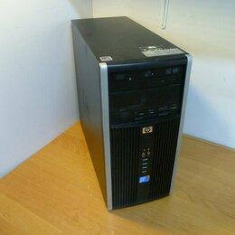 Настольные компьютеры - Системный блок HP\775 \HP Compaq 531965-001\C2D E8500\4Gb\250Gb\HP 320W, 0