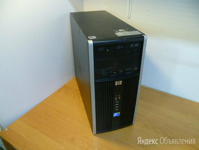 Системный блок HP\775 \HP Compaq 531965-001\C2D E8500\4Gb\250Gb\HP 320W по цене 4000₽ - Настольные компьютеры, фото 0