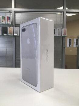 Мобильные телефоны - iPhone 7 Plus 128gb silver (A1784) Ростест, 0