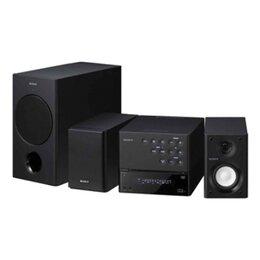 Музыкальные центры,  магнитофоны, магнитолы - Микросистема Hi Fi Sony CMT-DH70SWR, 0