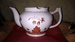 Заварочные чайники - чайник фарфор Вербилки Ганднер, 0