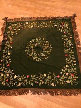 Скатерти и салфетки - Антикварная скатерть, ручная работа 19 век , 0
