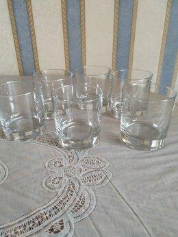 Бокалы и стаканы - Стаканы под виски стекло, 0