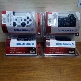 Рули, джойстики, геймпады - Геймпад для Sony PS3 Новый, 0