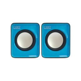 Компьютерная акустика - Колонки CBR CMS 90, Blue, 0