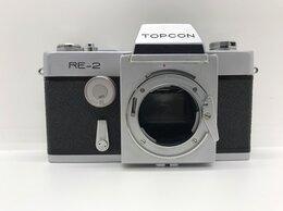 Пленочные фотоаппараты - Body Topcon RE-2, Exakta (Tokio Kogaku Japan), 0