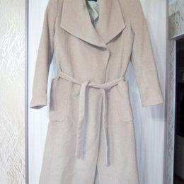 Пальто - Новое пальто Mango с запахом (размер S), 0