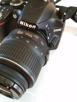 Фотоаппараты - Фотоаппарат Nikon D3200 Kit-18-55, 0