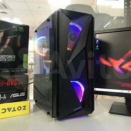 Настольные компьютеры - Ryzen 5 2400g 16Gb SSD120 HDD500 Vega/GTX 1060 3Gb, 0