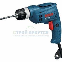 Дрели и строительные миксеры - Дрель Bosch GBM 6 RE (0601472600), 0