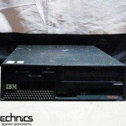 Настольные компьютеры - Системный блок ПК IBM 775 P630 2x0,25Gb DDR1 160ID, 0