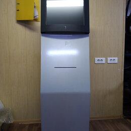 Рекламные дисплеи и интерактивные панели - Информационный киоск Бриз De Luxe 19ЛП BD19-6C-PC2-XP-BDLP1-BDU, 0