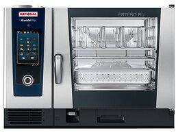 Пароконвектоматы - Пароконвектомат Rational iCombi Pro 6-2/1 газ, 0