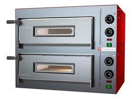 Жарочные и пекарские шкафы - Печь для пиццы Pizza Group M35/8-B, 0