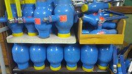 Запорная арматура - Стальные шаровые краны KMC DN 15-200, 0