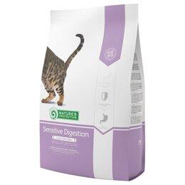 Корма  - Сухой корм Nature's Protection Cat Sensitive…, 0