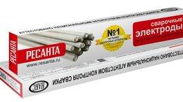 Электроды, проволока, прутки - Сварочный Электрод Ресанта МР-3 Ф2,0 Пачка 1 кг, 0