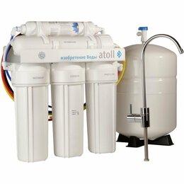 Фильтры для воды и комплектующие - Система обратного осмоса Атолл Патриот 550, 0