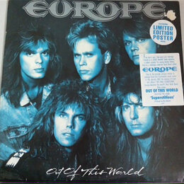 Виниловые пластинки - LP.Europe  – Out Of This World - 1988 , 0
