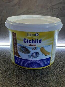 Корма  - Корм Tetra Cichlid Sticks, 0