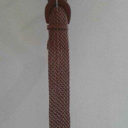 Ремни и пояса - Плетёный пояс., 0