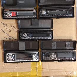 Запчасти к аудио- и видеотехнике - Панели автомагнитол, 0