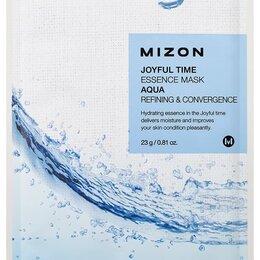 Маски -  Тканевая маска для лица MIZON Joyful Time Essence Морская вода, 0