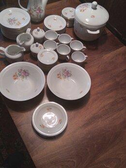Сервизы и наборы - чайно-столовый сервиз калха гдр, 0