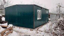 Готовые строения - Бытовка жилая 6*4,8, 0