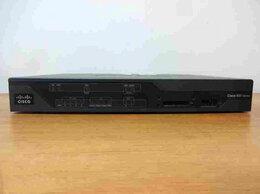 Проводные роутеры и коммутаторы - Маршрутизатор Cisco 881G без блока питания, 0