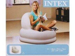 Надувная мебель - Кресло надувное Intex Mode Chair (Новое), 0