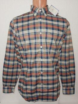 Рубашки - Рубашка  « DOCKERS». Made in Vietnam. Новая.   46., 0
