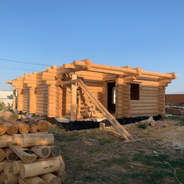Готовые строения - Срубы домов бань , беседки барбекю и тд , 0