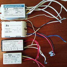 Электроустановочные изделия - Трансформаторы для люстр., 0