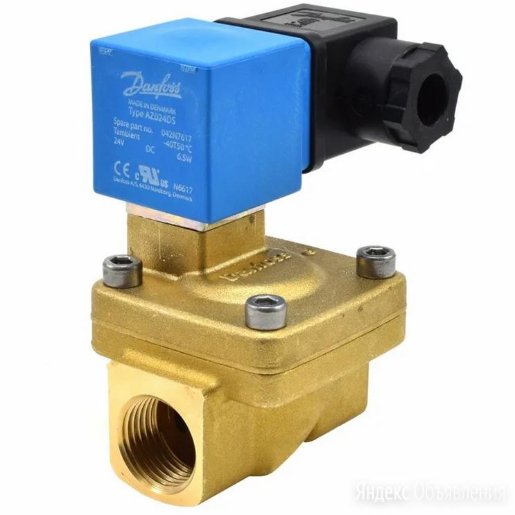 EV220W dy 18, Kv 7 эл.-маг. клапан в к-те с катушк. G 3/4, 230 В, 50/60 Гц, ... по цене 3725₽ - Элементы систем отопления, фото 0
