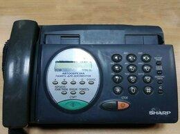 Факсы - Факс Sharp FO-85, 0