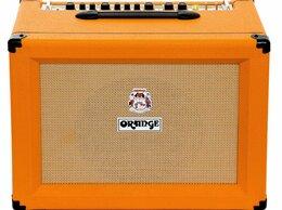 Гитарное усиление - Комбоусилитель для электрогитары Orange CR60C…, 0