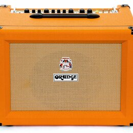Аксессуары и комплектующие - Комбоусилитель для электрогитары Orange CR60C Crush Pro, 0