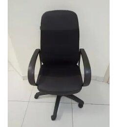 Компьютерные кресла - Компьютерное кресло СН-808AXSN черный, 0