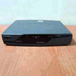 Проводные роутеры и коммутаторы - Маршрутизатор Cisco 851-K9 без блока питания, 0
