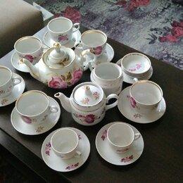 Сервизы и наборы - Сервиз чайный, 0