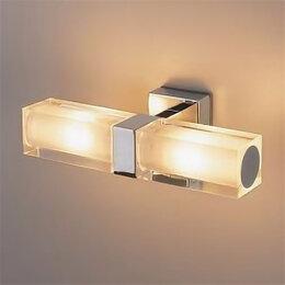 Бра и настенные светильники - Duplex 2x28W хром Влагостойкий настенный светильник 1228 AL14 Elektrostandard, 0