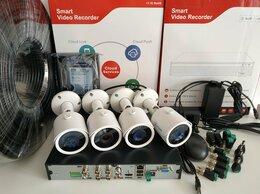 Готовые комплекты - Комплект видеонаблюдения 8 Мегапикселей Уличный, 0