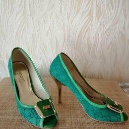 Туфли - Туфли, 35 размер, высота каблука 10 см , 0