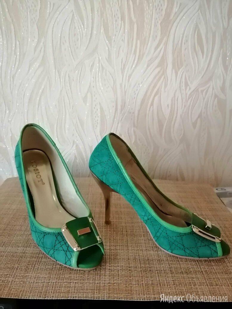 Туфли, 35 размер, высота каблука 10 см  по цене 800₽ - Туфли, фото 0