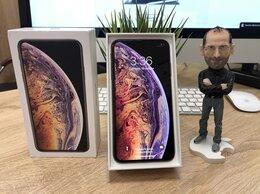 Мобильные телефоны - iPhone XS MAX 64 gb Gold цвет Золотой, 0