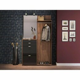 Шкафы, стенки, гарнитуры - Шкаф многоцелевого назначения 10.21 Нэкст, 0